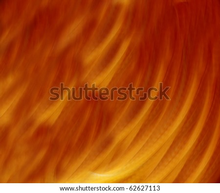 orange and red backgound looks like fire flames - stock photo