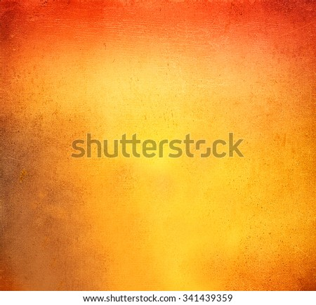 orange backgorund - stock photo