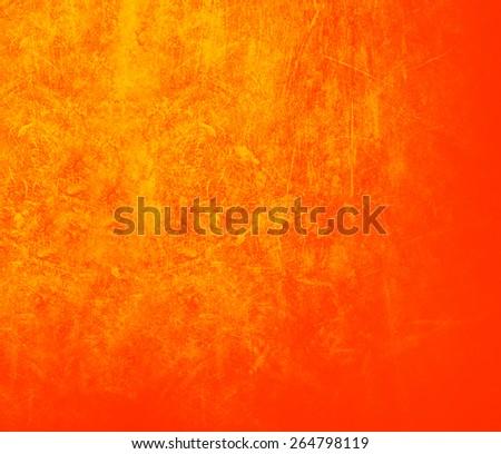 orange background texture. - stock photo