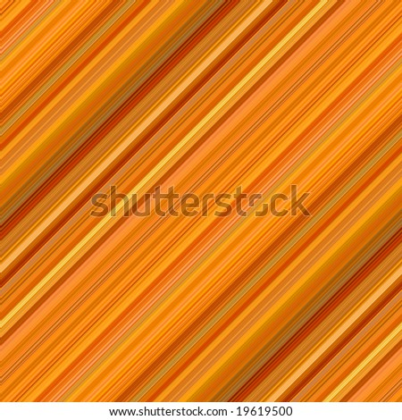 Orange colors diagonal lines abstract background. - stock photo