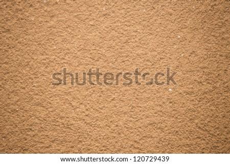Orange concrete stone texture. - stock photo