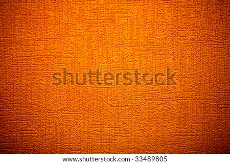 Orange design with a place for the text - stock photo