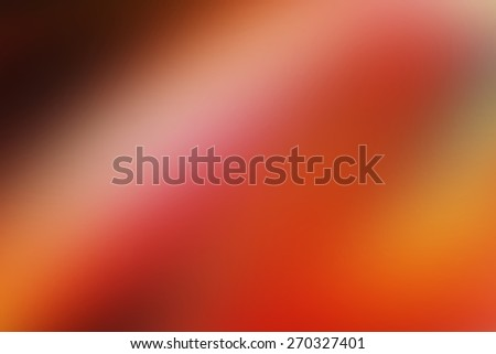 orange digitally generated image of colorful black background with beautiful gradient - stock photo