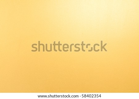 Orange Frosted Glass - stock photo