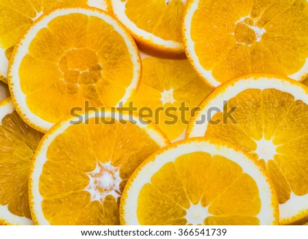 Orange fruit background       - stock photo