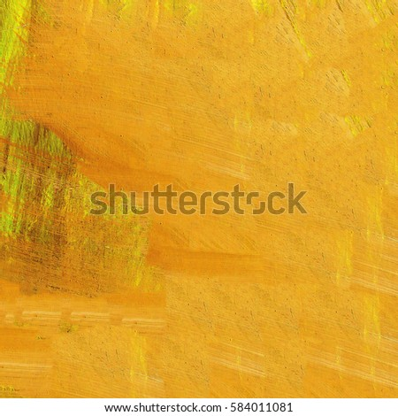 Orange Green Texture Paint Grunge Background Stock Photo Safe to