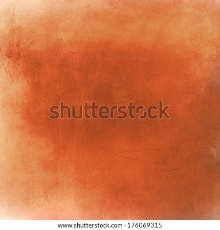 Orange light texture background