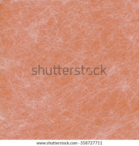 Orange paper background with pattern