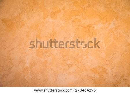 orange texture background - stock photo