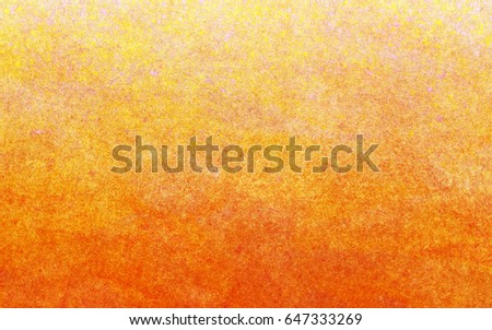 Orange tone abstract texture background.