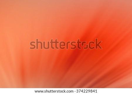 Orange tones used to create abstract background  - stock photo