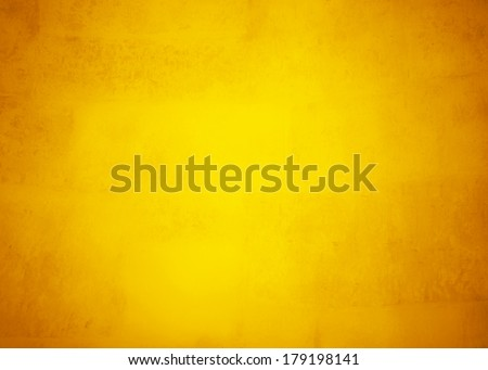 orange yellow background - stock photo