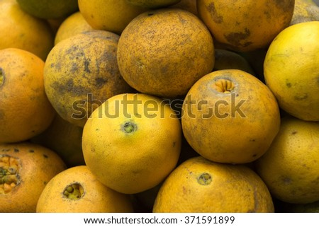 oranges, orange, fruit, background, fresh, nature, food, healthy, market, freshness, juicy, vitamin, ripe, citrus, raw, color, white, yellow, natural, sweet, detail, organic, diet, agriculture, exotic - stock photo