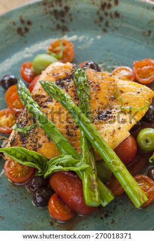 how to cook arctic char in oven
