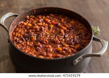 chili pot stock images royaltyfree images amp vectors