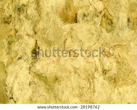 Organic vintage sandstone wallpaper - stock photo