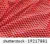 Oriental, bedouin, arabian keffiyah pattern. More of this motif in my port. - stock photo