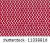 Oriental, bedouin like background. Arab keffiyah pattern. Series - red. More fabrics available in my port. - stock photo