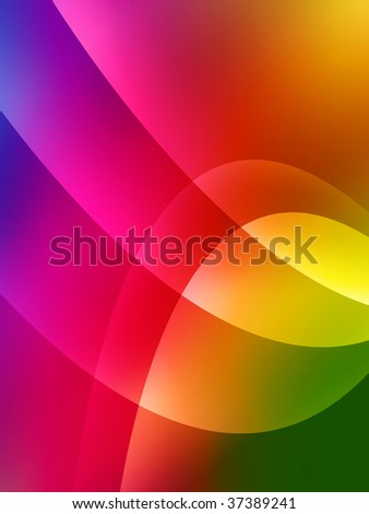 original red and yellow background