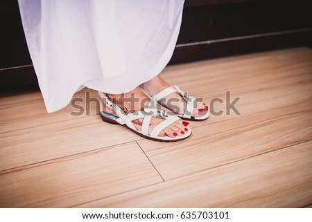 Cat On Wedding Dress Stock Photo 635702693