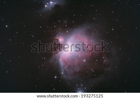 Orion Nebula, M42 - stock photo