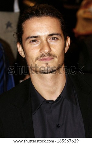 Orlando Bloom at ELIZABETHTOWN Premiere at Toronto Film Festival, Roy Thomson Hall, Toronto, ON, Saturday, September 10, 2005