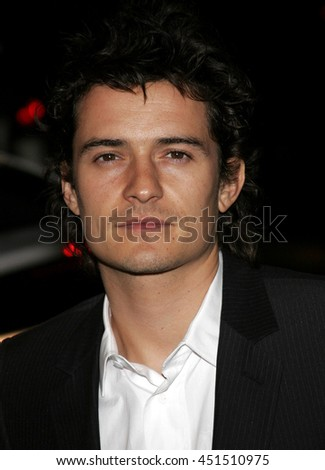 Orlando Bloom at the Global Green USA Pre-Oscar Celebration to Benefit Global Warming held at the Avalon in Hollywood, USA on February 21, 2007. - stock photo