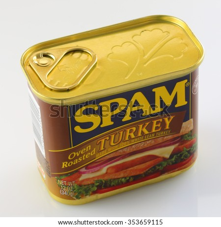 ORLANDO, FL - December 21, 2015:  Hormel Foods, LLC the producer of SPAM, now has added Oven Roasted Turkey to their line up of canned meat products.