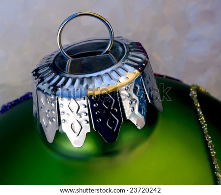 Ornament Hanger - stock photo