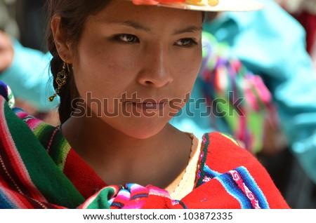 Bolivian Girl