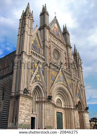 Orvieto - The Cathedral