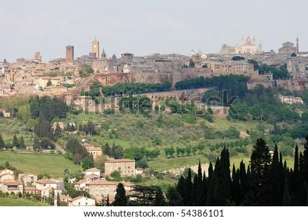 Orvieto - Umbria - stock photo
