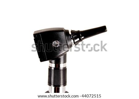 Otoscope - stock photo