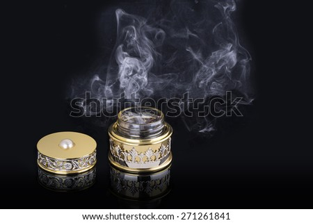 Oud Scent of Arabian Luxury - stock photo