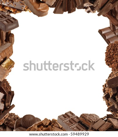Ourl favorite chocolate - stock photo