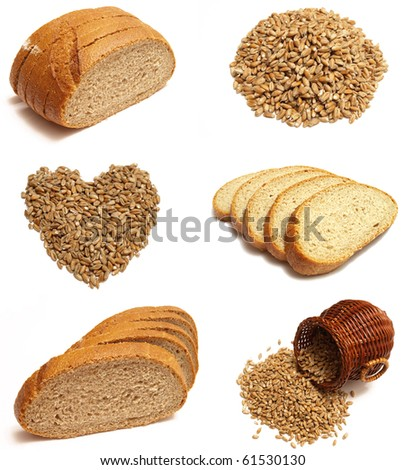 Ours all favourite bread - stock photo