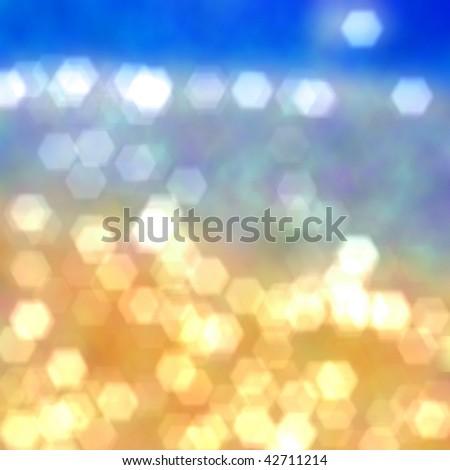 outdoor blur - stock photo
