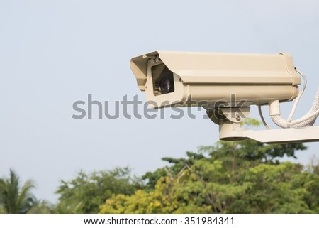 outdoor cctv for safety