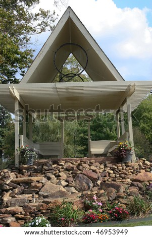Outdoor Chapel