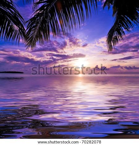 Outdoor Ocean Sea - stock photo