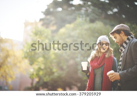 Outdoor relax - stock photo