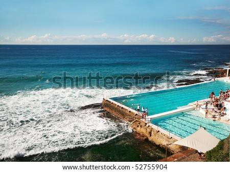 Bondi Beach Sydney Stock Images Royalty Free Images