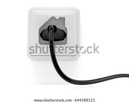electric plug stock images royalty free images vectors shutterstock. Black Bedroom Furniture Sets. Home Design Ideas