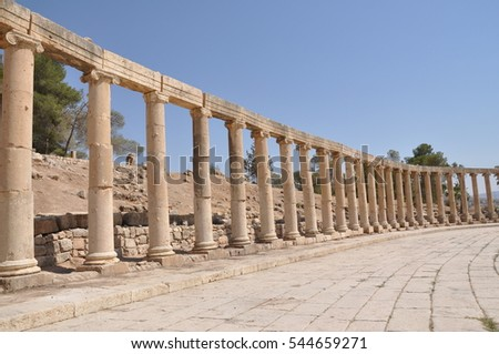 stock-photo-oval-plaza-columns-of-the-ca