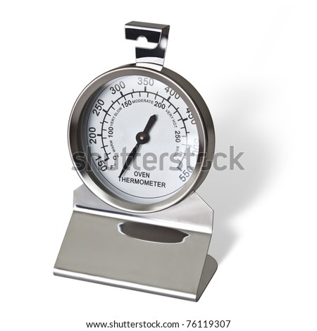 Oven Thermometer/Isolated