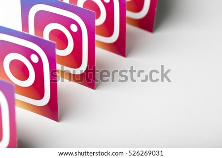 Oxford Uk November 17th 2016 Collection Stock Photo 517370554 ...