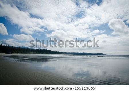 Pacific Rim National Park - Vancouver Island - Canada - stock photo
