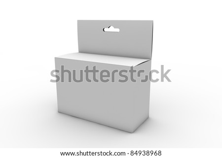 Packaging - stock photo