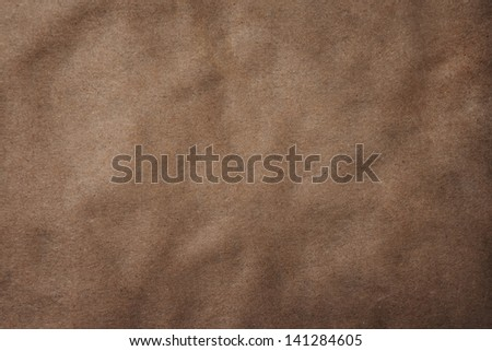 packing paper texture - stock photo