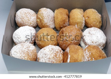 Paczki's A Dozen, For Fat Tuesday